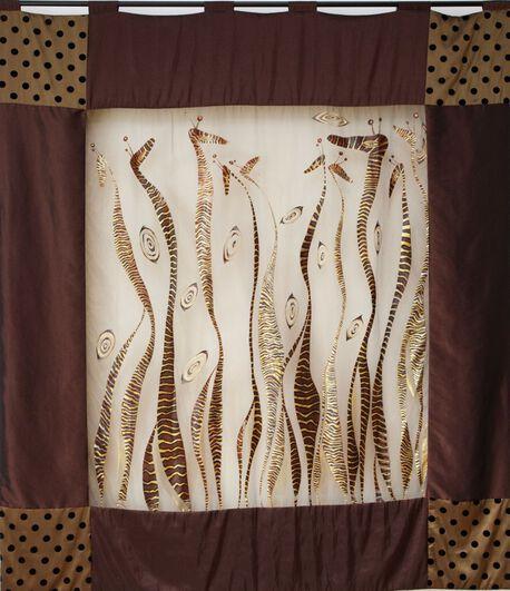 Tkanina Ręcznie Malowana - 003 (1)