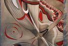 Tkanina Ręcznie Malowana - 006 (3)