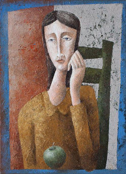 Portret Kobiety - 01 (1)